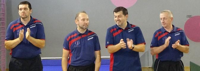 Pierwsze zwycięstwo Relaksu w III lidze tenisa stołowego - Serwis informacyjny z Wodzisławia Śląskiego - naszwodzislaw.com