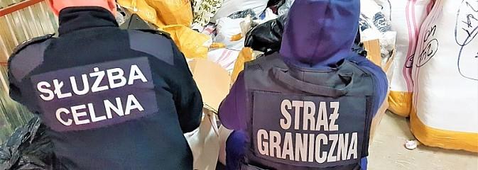 Rozbito grupę przestępczą zajmującą się sprowadzaniem podrobionej odzieży - Serwis informacyjny z Wodzisławia Śląskiego - naszwodzislaw.com