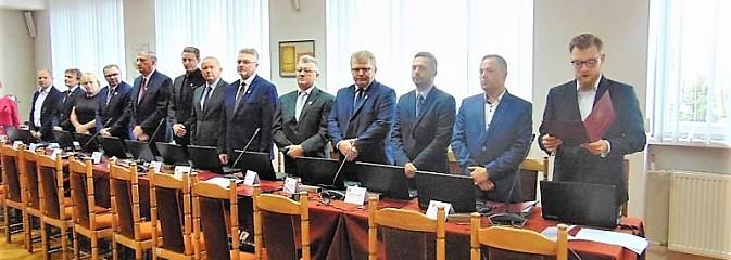 Antoni Tomas po raz czwarty przewodniczącym Rady Gminy Godów - Serwis informacyjny z Wodzisławia Śląskiego - naszwodzislaw.com