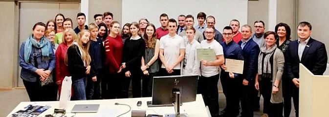 Wizyta uczniów ZST w Tallinie - Serwis informacyjny z Wodzisławia Śląskiego - naszwodzislaw.com