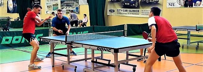 PCKZiU wicemistrzem Śląska w tenisie stołowym - Serwis informacyjny z Wodzisławia Śląskiego - naszwodzislaw.com
