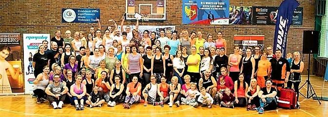 II Wodzisławski Dzień Fitness za nami - Serwis informacyjny z Wodzisławia Śląskiego - naszwodzislaw.com