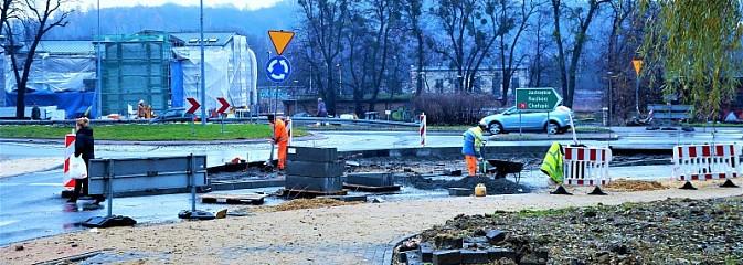 Jak idzie budowa Centrum Przesiadkowego? - Serwis informacyjny z Wodzisławia Śląskiego - naszwodzislaw.com