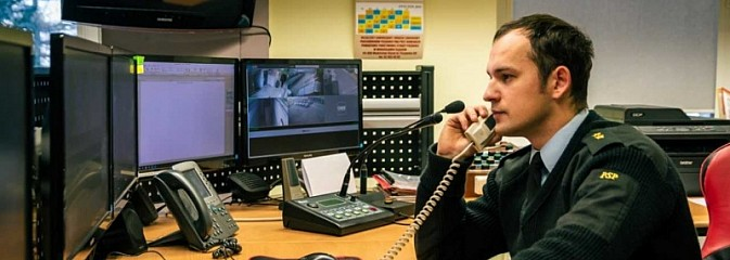 Wodzisławski strażak bohaterem! Przez telefon uratował małe dziecko - Serwis informacyjny z Wodzisławia Śląskiego - naszwodzislaw.com
