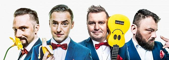 Kabaret Młodych Panów z najnowszym programem w WCK - Serwis informacyjny z Wodzisławia Śląskiego - naszwodzislaw.com