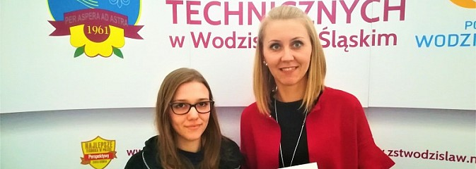 Moja walka ze smogiem. Sukces uczennicy ZST z Wodzisławia Śląskiego - Serwis informacyjny z Wodzisławia Śląskiego - naszwodzislaw.com