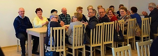 Emeryci z Gminy Mszana doczekali się wspaniałego miejsca spotkań - Serwis informacyjny z Wodzisławia Śląskiego - naszwodzislaw.com