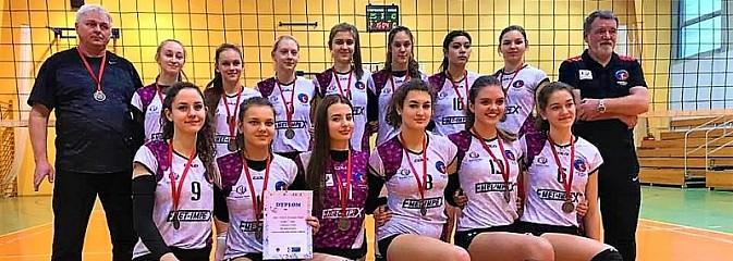 Wodzisławska  Zorza ponownie najlepsza w Świątecznym Turnieju Piłki Siatkowej Kadetek - Serwis informacyjny z Wodzisławia Śląskiego - naszwodzislaw.com