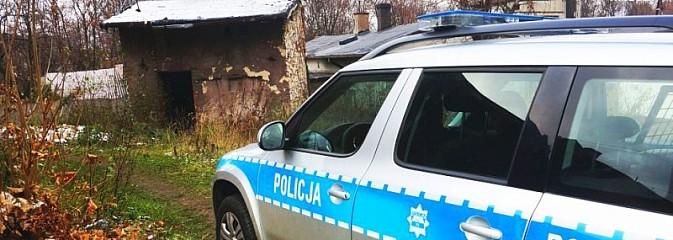 Zdążyć z pomocą - kontrole pustostanów i apel policjantów - Serwis informacyjny z Wodzisławia Śląskiego - naszwodzislaw.com