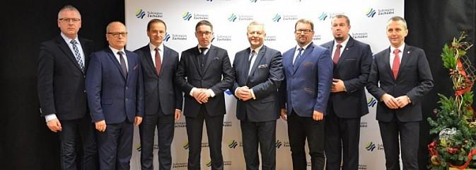 Starosta Leszek Bizoń w zarządzie Subregionu - Serwis informacyjny z Wodzisławia Śląskiego - naszwodzislaw.com