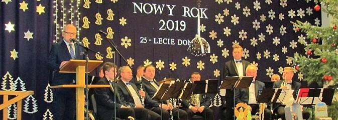 W gorzyckim DPS-ie noworocznie rozpoczęto 25-lecie działalności - Serwis informacyjny z Wodzisławia Śląskiego - naszwodzislaw.com