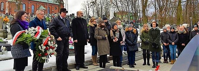 Obchody 74. rocznicy Marszu Śmierci w Mszanie - Serwis informacyjny z Wodzisławia Śląskiego - naszwodzislaw.com