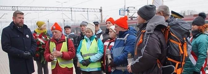 W Wodzisławiu Śląskim uczczono 74. rocznicę Marszu Śmierci - Serwis informacyjny z Wodzisławia Śląskiego - naszwodzislaw.com