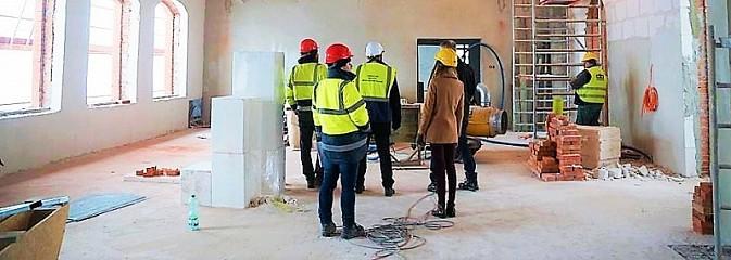 Jak bardzo zaawansowany jest remont wodzisławskiego dworca? - Serwis informacyjny z Wodzisławia Śląskiego - naszwodzislaw.com