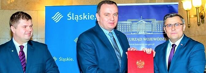 Podpisano porozumienie o współpracy przy organizacji obchodów stulecia Powstań Śląskich - Serwis informacyjny z Wodzisławia Śląskiego - naszwodzislaw.com