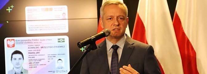 Trzy miesiące e-dowodu. Pół miliona Polaków ma już nowy dokument - Serwis informacyjny z Wodzisławia Śląskiego - naszwodzislaw.com