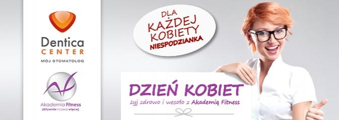 Profilaktyczny  Dzień Kobiet z DenticaCenter - Serwis informacyjny z Wodzisławia Śląskiego - naszwodzislaw.com