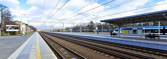 Na stacjach są już nowe perony. Podróże z Żor do Rybnika stały się lepsze - Serwis informacyjny z Wodzisławia Śląskiego - naszwodzislaw.com