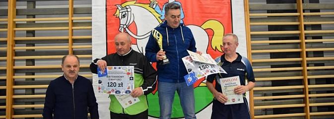 XXVI Turniej Tenisa Stołowego o Puchar Wójta Gminy Węgierska Górka - Serwis informacyjny z Wodzisławia Śląskiego - naszwodzislaw.com