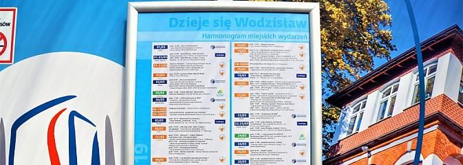 O wydarzeniach w mieście przeczytasz na przystankach - Serwis informacyjny z Wodzisławia Śląskiego - naszwodzislaw.com