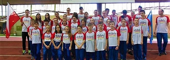 Sportowcy z Rydułtów na międzynarodowych zawodach lekkoatletycznych w Dotmundzie - Serwis informacyjny z Wodzisławia Śląskiego - naszwodzislaw.com