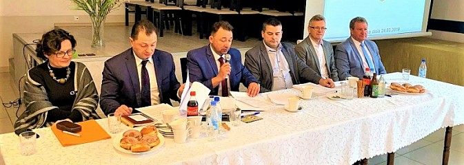 LKS Start Mszana po zebraniu  - Serwis informacyjny z Wodzisławia Śląskiego - naszwodzislaw.com