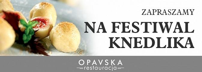 Festiwal knedlika w restauracji Opavska - Serwis informacyjny z Wodzisławia Śląskiego - naszwodzislaw.com