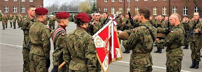 Kolejni śląscy terytorialsi złożyli przysięgę - Serwis informacyjny z Wodzisławia Śląskiego - naszwodzislaw.com