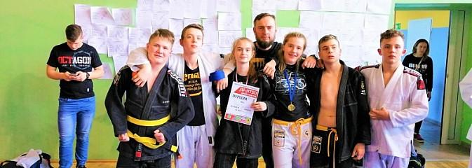 Sześć medali Octagon Team Junior na zawodach w Kuźni Raciborskiej - Serwis informacyjny z Wodzisławia Śląskiego - naszwodzislaw.com