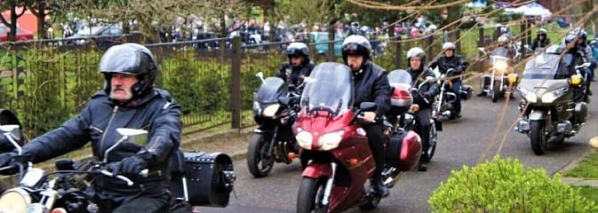 Rozpoczęcie sezonu motocyklowego z udziałem wodzisławskich policjantów - Serwis informacyjny z Wodzisławia Śląskiego - naszwodzislaw.com