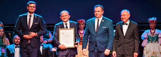 Firma z Rydułtów wyróżniona podczas XXVI Wielkiej Gali Biznesu w Zabrzu - Serwis informacyjny z Wodzisławia Śląskiego - naszwodzislaw.com