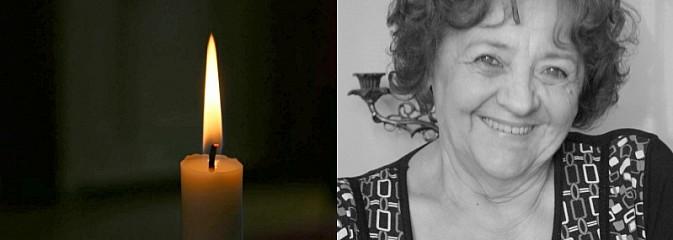 Zmarła Barbara Skalmierska, była dyrektor wodzisławskiego Ekonomika - Serwis informacyjny z Wodzisławia Śląskiego - naszwodzislaw.com