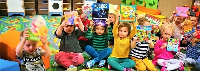 Międzynarodowy Dzień Książki dla Dzieci w mszańskiej bibliotece - Serwis informacyjny z Wodzisławia Śląskiego - naszwodzislaw.com
