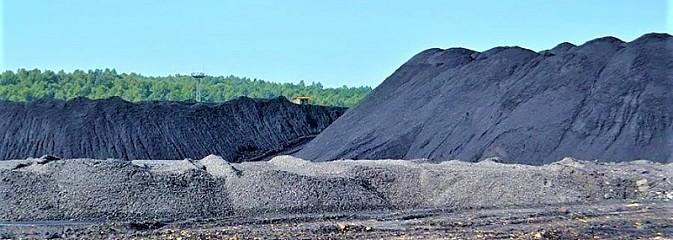 Coraz więcej węgla na zwałach, a import wciąż rośnie - Serwis informacyjny z Wodzisławia Śląskiego - naszwodzislaw.com
