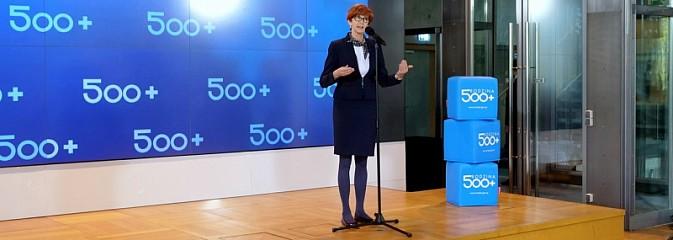 Rząd przyjął projekt rozszerzający program Rodzina 500+. Świadczenie tylko na wniosek  - Serwis informacyjny z Wodzisławia Śląskiego - naszwodzislaw.com