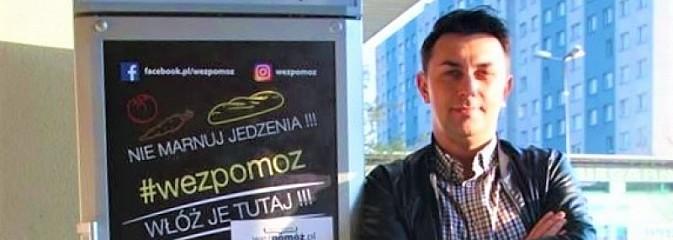 Podziel się jedzeniem. Przynieś je do społecznej lodówki - Serwis informacyjny z Wodzisławia Śląskiego - naszwodzislaw.com