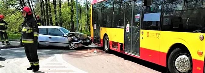 Fatalna seria zdarzeń na wodzisławskich drogach - Serwis informacyjny z Wodzisławia Śląskiego - naszwodzislaw.com