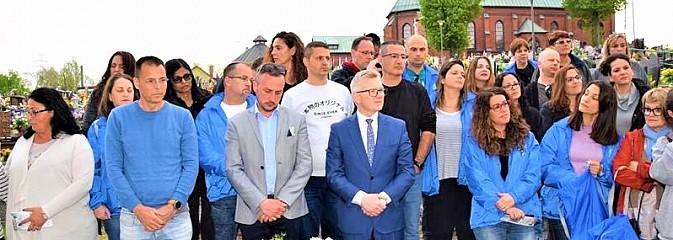 W Mszanie gościli uczestnicy Marszu Żywych - Serwis informacyjny z Wodzisławia Śląskiego - naszwodzislaw.com