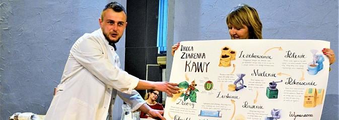 Jak prawidłowo przygotować małą czarną? Warsztaty baristyczne w WCK - Serwis informacyjny z Wodzisławia Śląskiego - naszwodzislaw.com