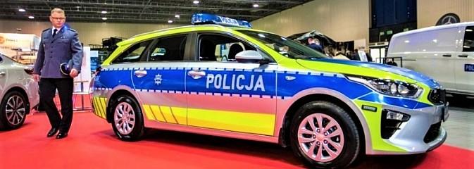 Jak wam się podoba nowe oznaczenie radiowozów i umundurowanie policji [FOTO] - Serwis informacyjny z Wodzisławia Śląskiego - naszwodzislaw.com