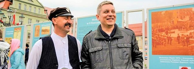 Wodzisław pamięta w uczestnikach powstań śląskich - Serwis informacyjny z Wodzisławia Śląskiego - naszwodzislaw.com