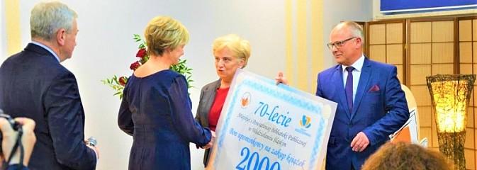 Wodzisławska biblioteka świętowała 70. urodziny [FOTO] - Serwis informacyjny z Wodzisławia Śląskiego - naszwodzislaw.com
