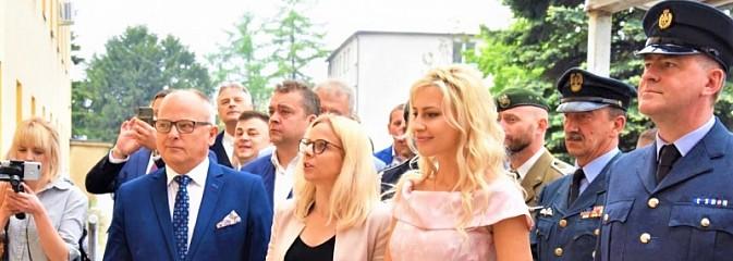 Oddział Pediatryczny szpitala w Rydułtowach objęty patronatem księżnej [FOTO] - Serwis informacyjny z Wodzisławia Śląskiego - naszwodzislaw.com