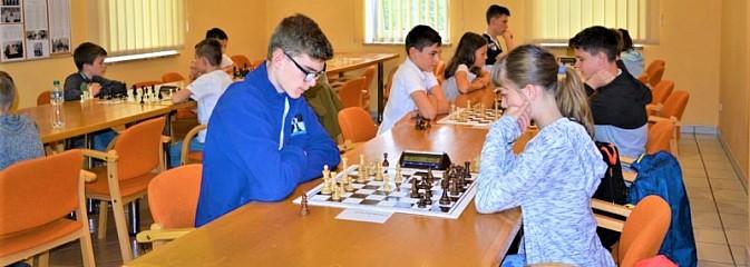 Pierwszy z siedmiu turniejów szachowych za nami - Serwis informacyjny z Wodzisławia Śląskiego - naszwodzislaw.com