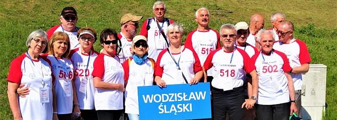Dwanaście medali wodzisławian na V Ogólnopolskiej Olimpiadzie Sportowej Seniorów w Rybniku - Serwis informacyjny z Wodzisławia Śląskiego - naszwodzislaw.com