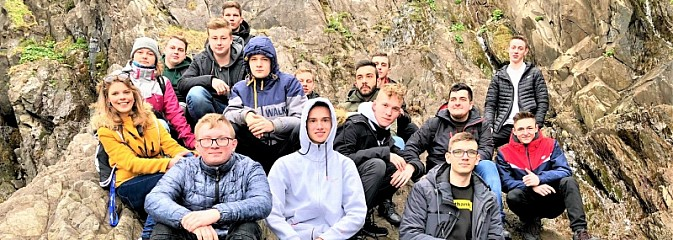 Uczniowie PCKZiU z Wodzisławia wyruszyli po doświadczenia zawodowe do Irlandii - Serwis informacyjny z Wodzisławia Śląskiego - naszwodzislaw.com