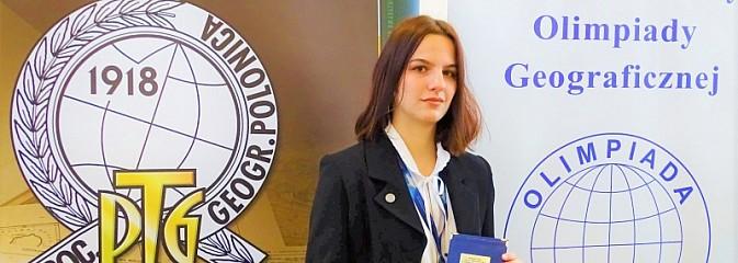 Uczennica wodzisławskiego I LO laureatką Olimpiady Geograficznej - Serwis informacyjny z Wodzisławia Śląskiego - naszwodzislaw.com