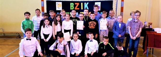 Matematyczny Bzik w wodzisławskim ZSP numer 5 - Serwis informacyjny z Wodzisławia Śląskiego - naszwodzislaw.com