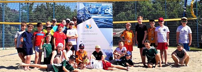 Siatkarze do lat 11 rywalizowali o Grand Prix Starosty Wodzisławskiego - Serwis informacyjny z Wodzisławia Śląskiego - naszwodzislaw.com