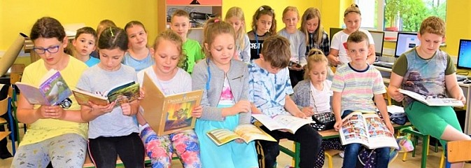 Ogólnopolska akcja Jak nie czytam, jak czytam w Gminie Mszana - Serwis informacyjny z Wodzisławia Śląskiego - naszwodzislaw.com